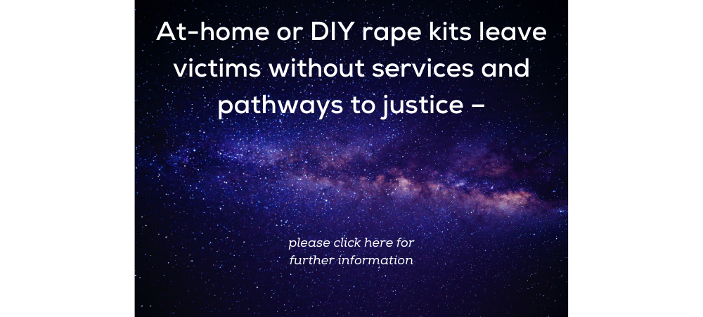 At-home or DIY rape kits leave victims without services and pathways to justice –